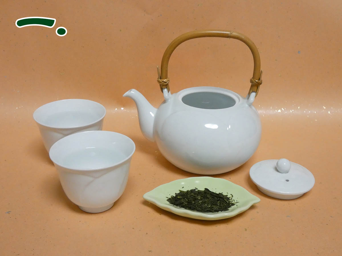 おいしい煎茶の淹れ方 狭山茶の三ツ木園製茶
