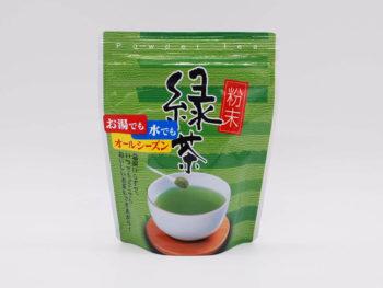 パウダー狭山茶