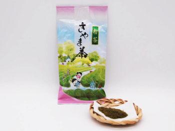 狭山 上粉茶