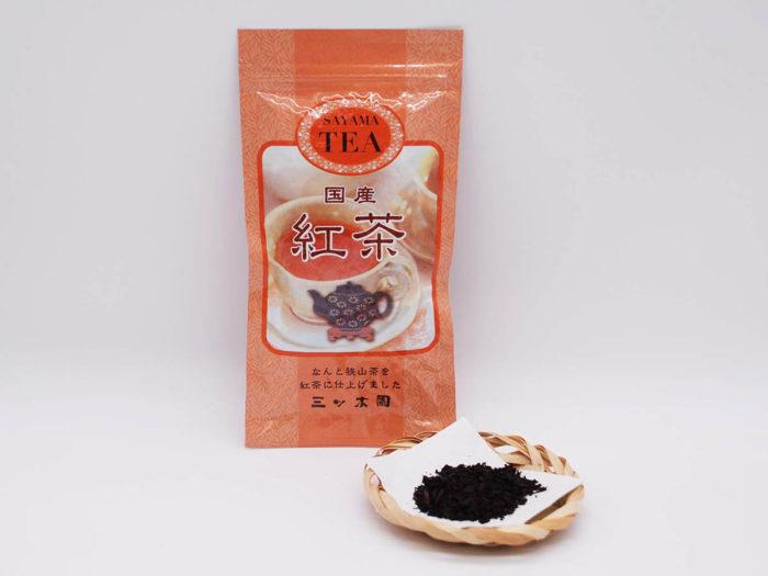 三ツ木園製茶の狭山紅茶