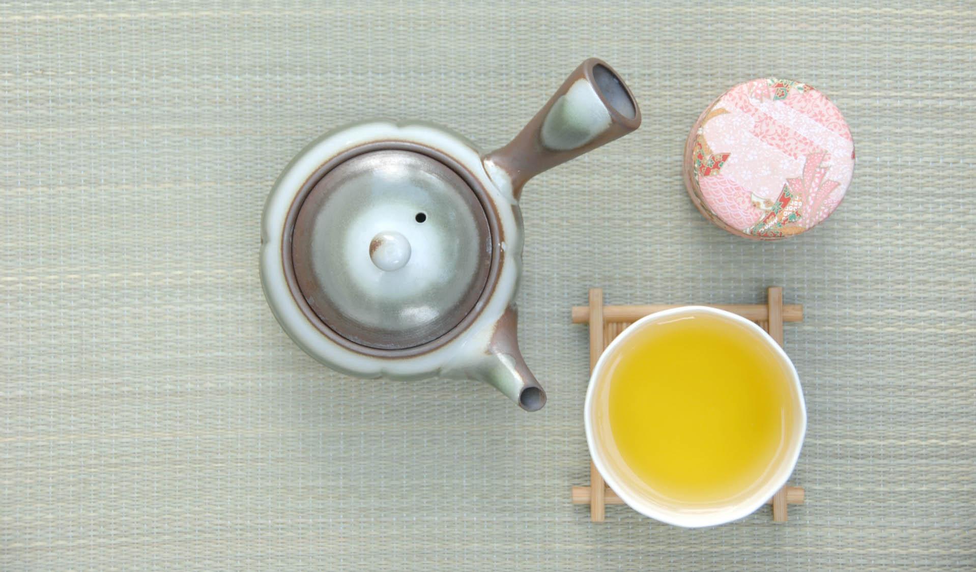 日本茶 狭山茶の正しい淹れ方