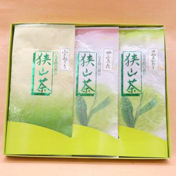 三ツ木園製茶のご贈答用狭山茶