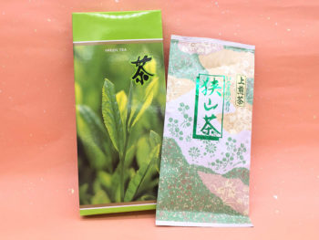 【御中元】上煎茶 (1本詰)